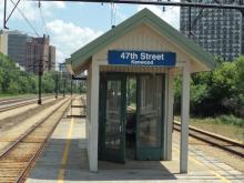 Metra 47th Street (Kenwood) Elec Station