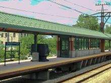 Metra 53rd Street (Hyde Park) Elec Station