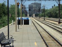 Metra 59th Street (University of Chicag Elec Station
