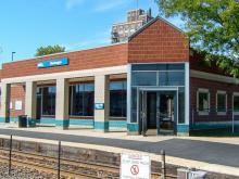 Metra Waukegan UP-N Station