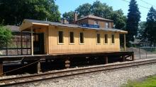 Stewart Ridge Station