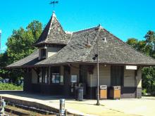Ravinia Station