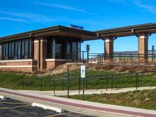 Elburn station