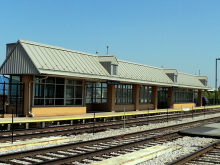 Grand / Cicero Station