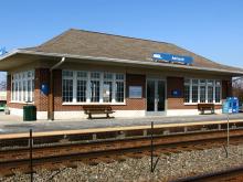 Metra Antioch NCS Station