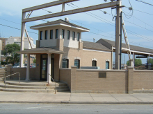 Blue Island Station
