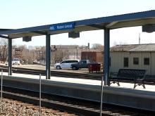 Metra Western Avenue BNSF Station