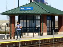 Metra Cicero BNSF Station