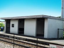 Metra Forest Glen Milw-N Station