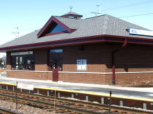 Metra Fox River Grove UP-NW Station