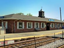 Metra Franklin Park Milw-W Station
