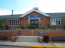 Metra Glen Ellyn UP-W Station