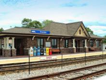 Metra Grayslake Milw-N Station