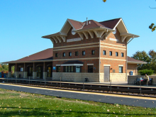 Great Lakes UP-N Station
