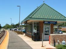 Metra Ingleside Milw-N Station