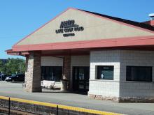 Lake-Cook Rd. Station