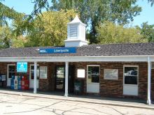 Metra Libertyville Milw-N Station