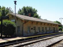 Metra Lockport Heritage Station