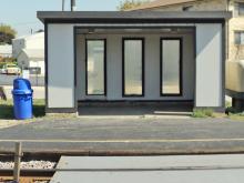 Metra Mannheim Milw-W Station