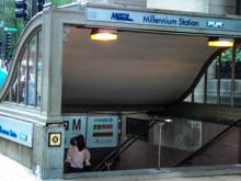 Metra Millennium Station So. Shore Station