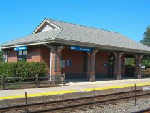 Metra Mundelein NCS Station