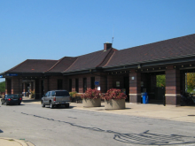 Metra Naperville BNSF Station