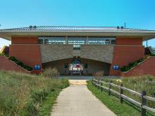 Pingree Road Metra Station