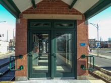 Metra Electric Stony Island Station