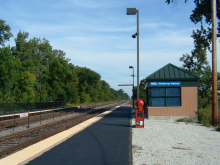 Winthrop Harbor UP-N Station