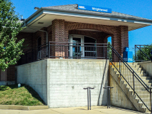 Metra Wrightwood SWS Station